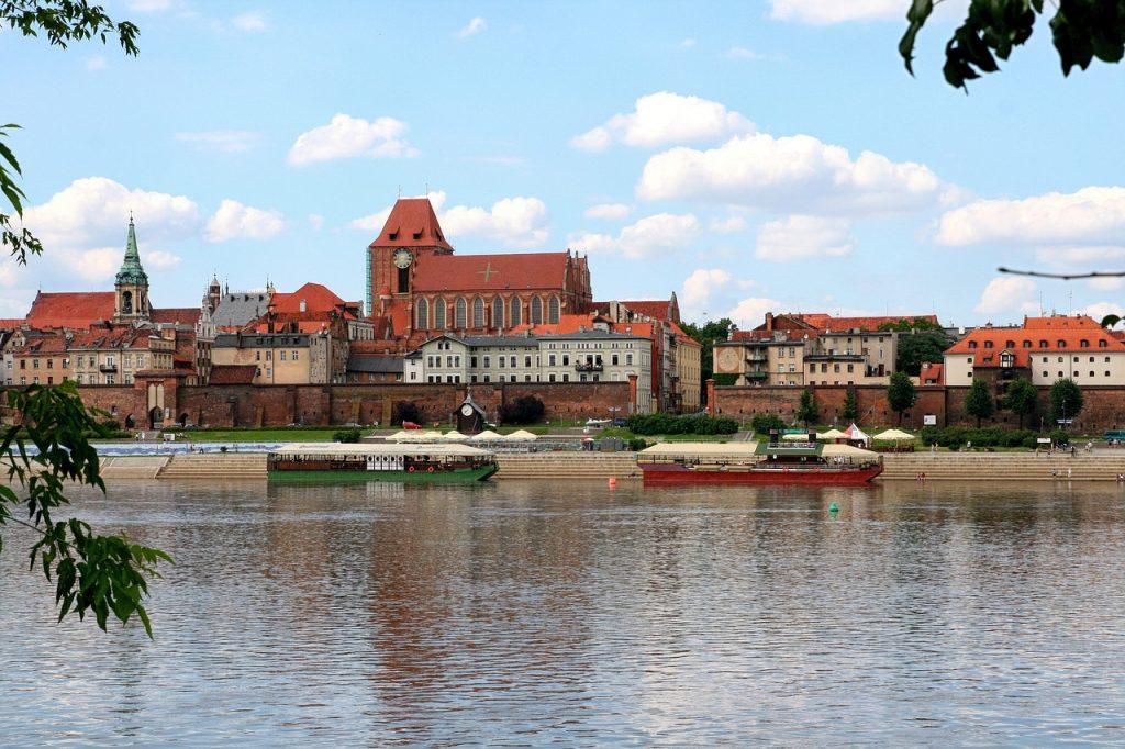 Toruń - tak wiele atrakcji w jednym miejscu