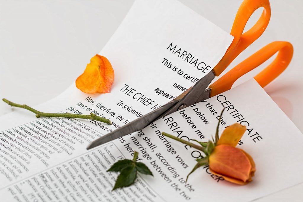 Rozwód na gruncie kodeksu rodzinnego i opiekuńczego